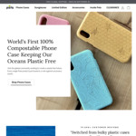 50% off Your 2nd Item + Free Shipping + Additional $10 USD off PELA Eco-Friendly Phone Cases @ Pela Case