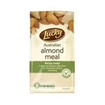 ½ Price Lucky Australian Almond Meal 400g $5, Slivered or Flaked Almonds 230g $5.50 @ Coles
