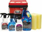 SCA Car Detailing Kit - 7 Piece  $25 (Was $46.99) @ Supercheap Auto