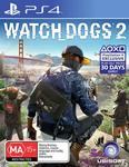 [PS4] Watch Dogs 2 $10 + Delivery (Free with Prime / $39 Spend) @ Amazon AU