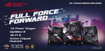 Win 1 of 41 CPU/Motherboard/Memory/Game Code/T-Shirt Prizes from ASUS