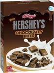 Kellogg's Hershey's Chocolatey Bites Cereal 380g 1/2 Price $3.25 at Woolworths
