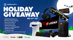 Win an NVIDIA GeForce RTX 2080 Ti, MSI Monitor & HyperX Peripherals from Complexity Gaming