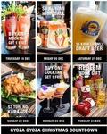 [VIC, SA] 2 for 1 Mocktails, $5 Kirin (300ml), $3 Tori No Karrage, 2 for 1 Cocktails, $8 Koyomi High Ball + Gift @ Gyoza Gyoza