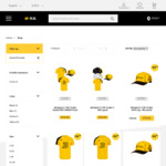Renault F1 Merch up to 70% off Selected Items (Plus Shipping) @ Renault F1 Store
