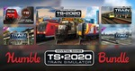 [PC, Steam] Train Simulator 2020 Humble Bundle US $1 (~AU $1.45) / BTA (~AU $7.47) / Tier 3 (~ AU $17.73) @ Humble Bundle