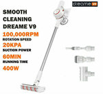 Xiaomi Dreame Cordless Handheld V9 Vacuum Cleaner $239.95 | Combo with Carpet Head $299.95 Delivered @ Shopro