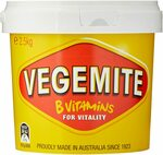 Vegemite 2.5kg $35.71 + Delivery ($0 with Prime/ $39 Spend) @ Amazon AU