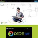 Free Courses: Programming, Basic Electronics, Internet of Things, etc @ Code Iot