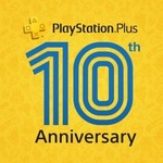 [PS4] Free Theme - PlayStation Plus 10th Anniversary Theme
