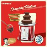 Prinetti Chocolate Fountain $7.25 (was $29) @ Woolworths Online