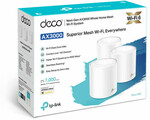 TP-LINK Deco X60 (AX3000) Mesh WI-FI System (3 Pack) - $599 @ Bing Lee ($589/$579 w/Voucher)