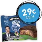 [WA] Ben & Jerry's Ice Cream: Tonight Dough Slices 90ml $0.29, Caramel Cookie Fix 458ml $1.49 @ Spudshed (Free Membership)