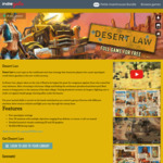 [PC] Free - Desert Law @ Indiegala