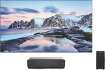 Hisense 100-Inch Series L 4K UHD Smart Laser TV $9995 + Delivery @ The Good Guys