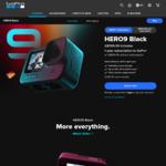 GoPro HERO9 Black + 32GB SanDisk + 1 Year GoPro Subscription $559.95 @ GoPro