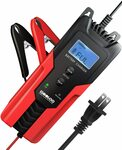 GOOLOO 6A Battery Charger Maintainer $55.99 Delivered @ GOOLOO Direct Amazon AU