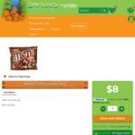 [TAS] M&M's Chocolate 1kg $8 @ Shiploads