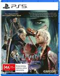 [PS5, Pre Order] Cris Tales, Devil May Cry 5 Special Edition $69 + Delivery/Free Collect in Store @ JB Hi-Fi