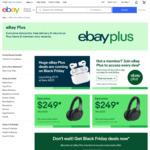 [eBay Plus] Black Friday Deals: Nintendo Ring Fit Adventure $89, Sony WH-1000XM3 $249 & More @ eBay