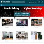 10% off Everything @ Epic Office Furniture