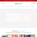 20% Storewide, SPIGEN Glas.tr EZ Fit Tempered Glass for Apple iPhone 12 / iPhone 12 Pro $15.99 Delivered @ PROgadgets