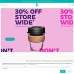 30% off Store Wide @ Keepcup