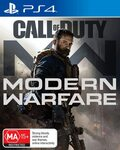 [PS4] Call of Duty: Modern Warfare $36 + Delivery ($0 with Prime/ $39 Spend) @ Amazon AU