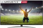 """LG SM8600 65"""" Super UHD LED ThinQ AI TV $1000 @ Myer"""