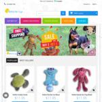 Buy 2 Pet Toys Get 2 Free Delivered @ PetPat