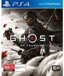 [PS4] Ghost of Tsushima $43 + Delivery (Free with Kogan First) @ Kogan