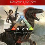 [PS4] ARK: Survival Evolved Explorer's Edition (incl. 3 DLCs) - $30.23 (was $120.95) - PlayStation Store