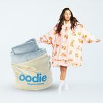 Oodie Hooded Blanket and Weighted Blanket Bundle $134 Shipped @ The Oodie
