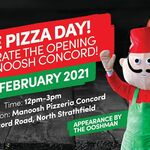 [NSW] Opening Celebration: Free Pizza 12-3pm, 27 Feb @ Manoosh Pizzeria, Concord