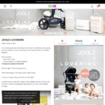 Win a Stroller and a Years Worth of Nappies from The Amazing Baby Company