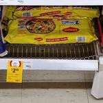 Maggi Masala 2-Minute Noodles 8 Pack $2.50, Indya Crown Basmati Rice 5kg $10.50 @ Coles