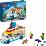 LEGO City Ice-Cream Truck 60253 $15 (RRP $29.99) + Delivery ($0 with Prime/ $39 Spend) @ Amazon AU