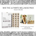 Win One of Two Ultimate Wellness Pack from Advanced Nutrition