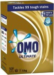Omo Ultimate 5kg $19.60 + Delivery (Free C&C) @ Big W