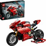 LEGO Technic Ducati Panigale V4 R 42107 Building Kit $67.62 (RRP $89.99) Delivered @ Amazon AU