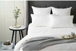 Tontine 1200 Thread Count Sheet Set 35% off - $70.85 Queen, $83.85 King, 4 Colours, C&C or + Delivery @ BIG W