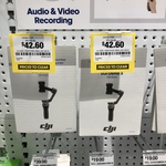 [QLD] DJI Osmo Mobile 3 $42.60 in-Store @ Officeworks (Maroochydore)