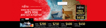 Fujitsu Air Conditioners: Claim up to $450 Cash Back on Selected Air Conditioner Units