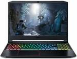 """Acer Nitro 5 AN515-55-79YB - i7-10750H/16GB/512GB/RTX 3060 6GB/15.6"""" 144Hz $1698 + Shipping / Pickup @ Harvey Norman"""