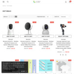 Blurams Dome Pro $38.38 (Was $95.95) / Home Pro $25.59 ($63.99) / Snowman Pan Tilt $34.38 ($85.95) + Delivery @ Latest Living