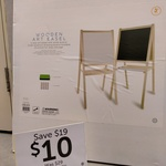 [QLD] Young Ones Wooden Black & White Board Easel $10 (Was $29), Hunter studio Brush Lettering book $1 @ Target Runaway Bay