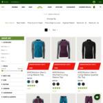 KMDMotion Men's & Women's Long Sleeve Top, Long Johns, Leggings - 3 for $69.98 (or 1 for $23.33 via eBay) Delivered @ Kathmandu