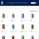 20% off Sitewide, Slabs from $48 + Delivery (Free Shipping to Sydney Metro/ $0 with $100 Spend) @ Sydney Brewery
