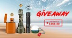Win a Torch Bundle Worth $568.80 from Olight