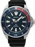 Seiko Samurai Pepsi Rubber SRPB53K $316.80, King Samurai 'Save The Ocean' SRPF79K $503.10 Delivered @ Watch Depot (Shiels)